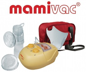 Mamivac Lactive Electric Breastpump Rental