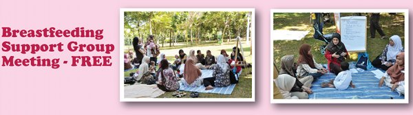 Breastfeeding Support Group Meeting (SGM)