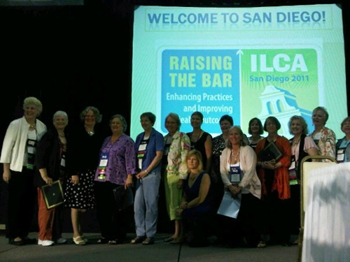 ILCA Conference 2011, San Diego, California