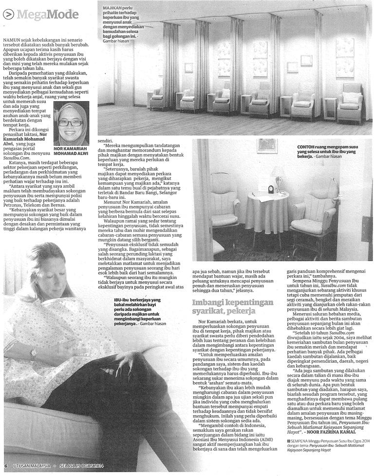 Utusan Mega 19.08.2014 PAGE 2