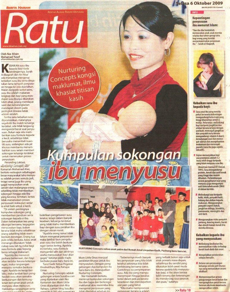 20091006: Berita Harian (Ratu) Bhgn 1