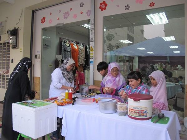 Iftar Preparation