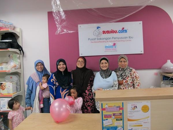 SusuIbu.Com Support Centres Opening