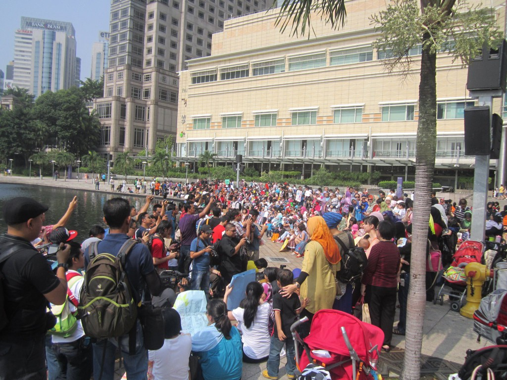KL BF Flash Mob 2012