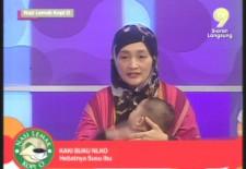 Nasi Lemak Kopi O @ TV9 – Buku 'Hebatnya Susu Ibu!'