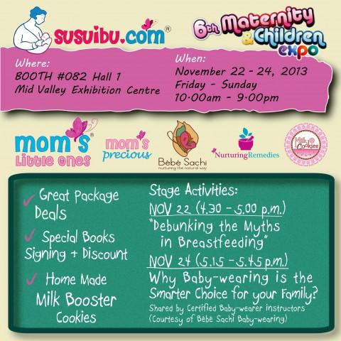 6th Maternity & Children Expo