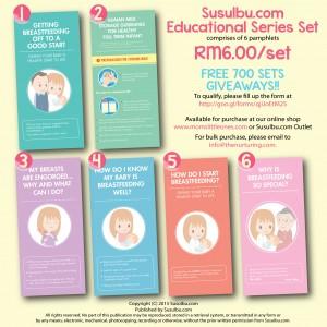 Breastfeeding Educational Pamphlets