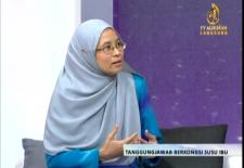 Tanggungjawab Berkongsi Susu Ibu (Assalamualaikum @ TV Alhijrah 05/04/2016)