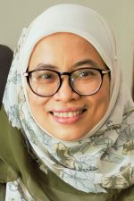 Nor Kamariah Mohamad Alwi: 'Breastfeeding is all about confidence.'