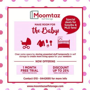 Moomtaz Special Deals for SusuIbu Fans!