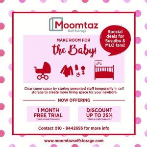 Moomtaz Special Deals for SusuIbu Fans!